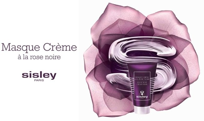 Masque Creme a la rose noir Sisley