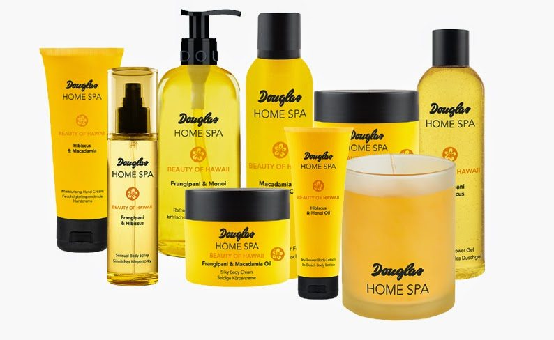 Douglas linea Home SPA