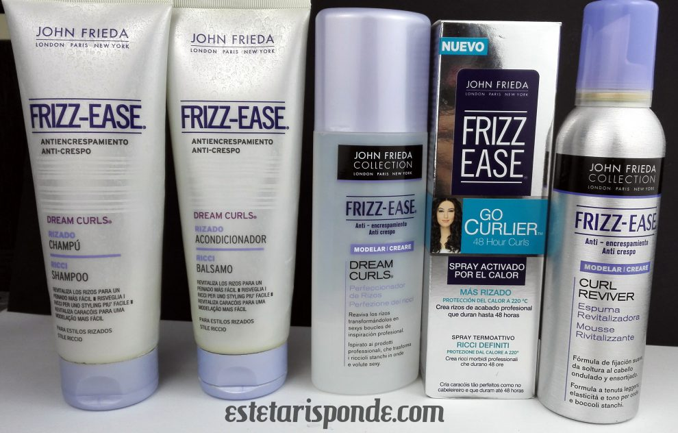 My curly routine with John Frieda frizz-ease f0a9259c154d