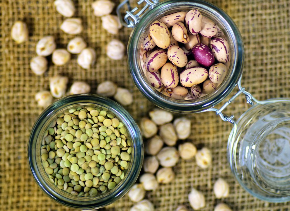 I benefici dei legumi