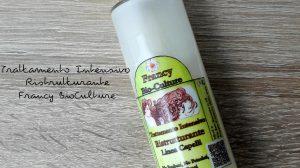 Trattamento intensivo ristrutturante per capelli Francy BioCulture