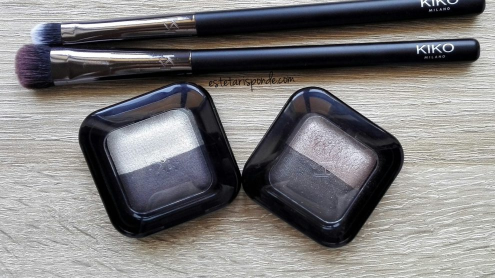Ombretti KIKO Bright Duo
