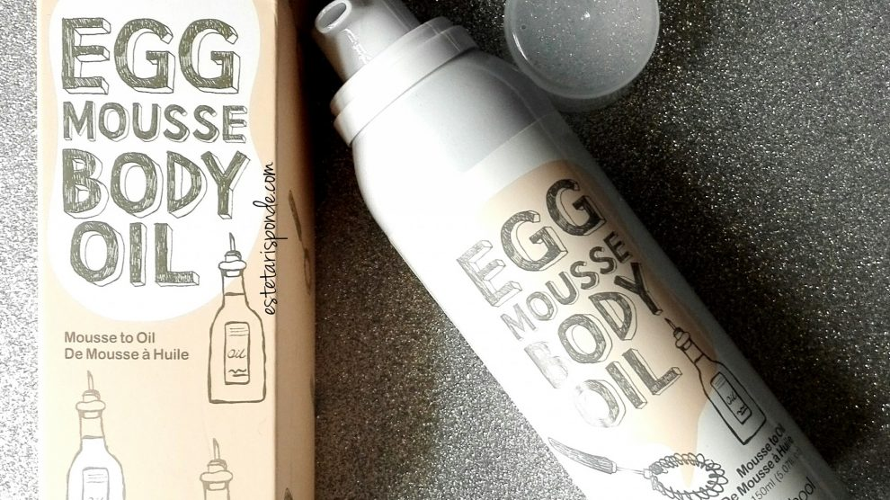 Egg Mousse Too Cool For School SEPHORA