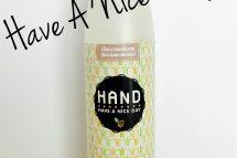 Shampoo HAND Saponino con mandorle e aloe