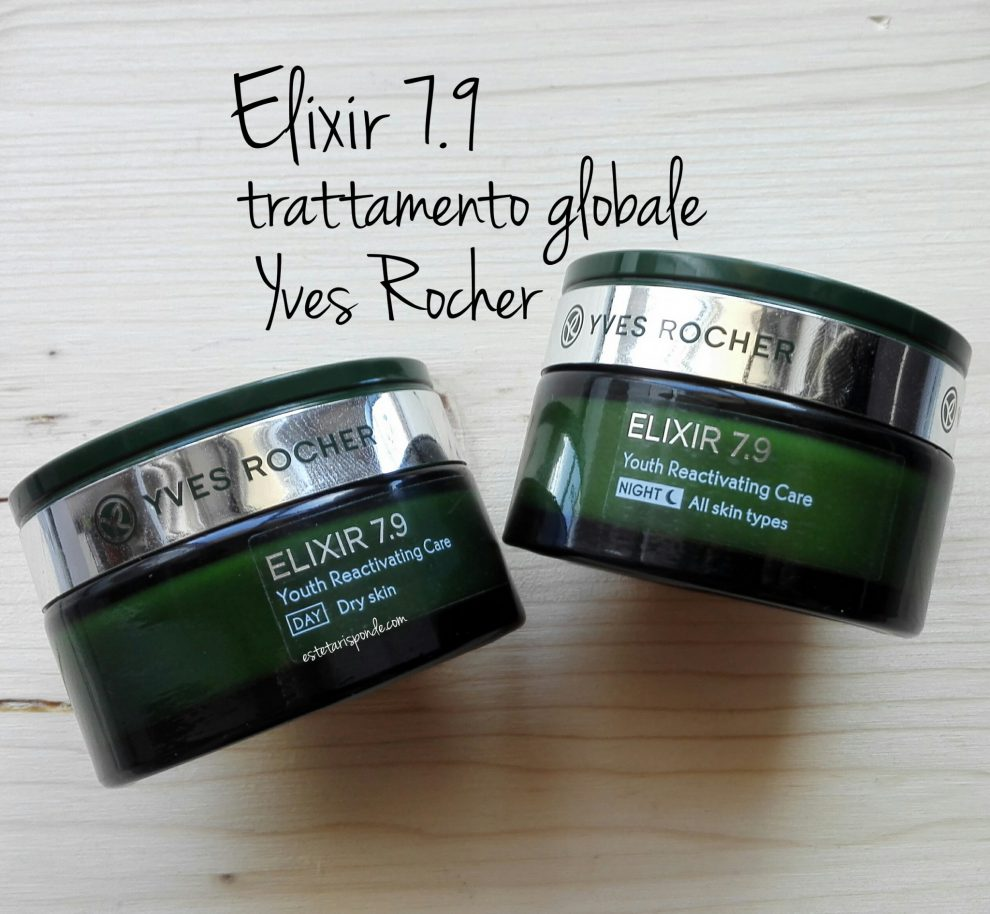 Elixir 7.9 Yves Rocher