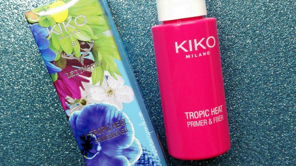 KIKO Pimer Fixer Tropic Heat