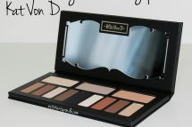 Palette contouring Shade & Light Kat Von D