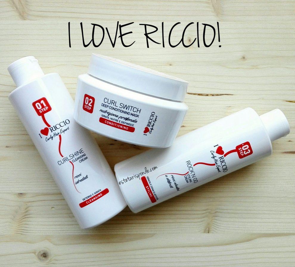 I love riccio Fulvio Tirrico Hairstyle