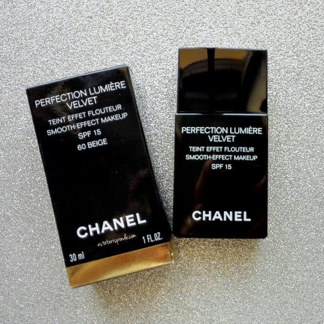 Fondotinta Chanel Perfection Lumière Velvet