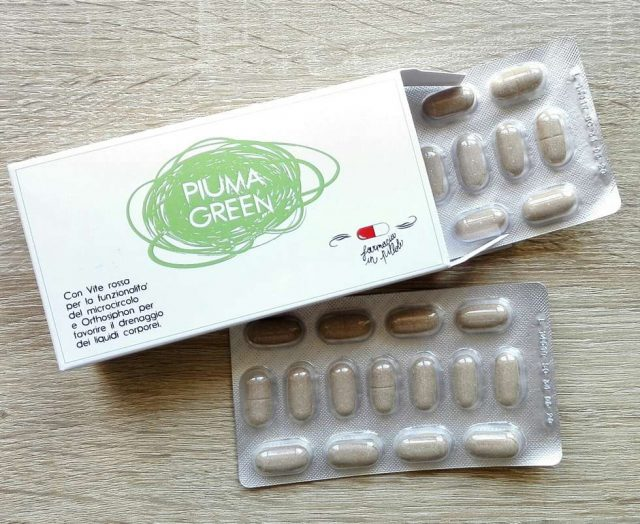Farmacia in Pillole Piuma Green