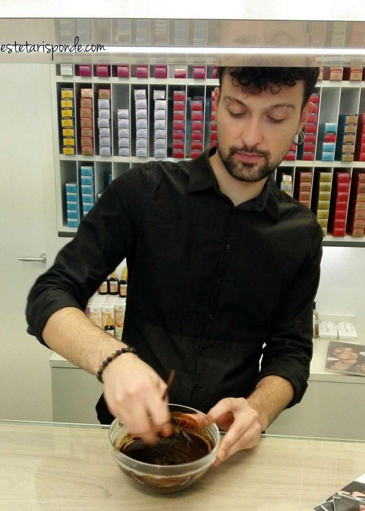 Hennè capelli ricci I love riccio Milano