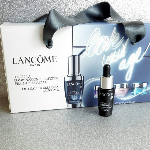 Trattamenti anti età Lancome siero Advanced Genifique