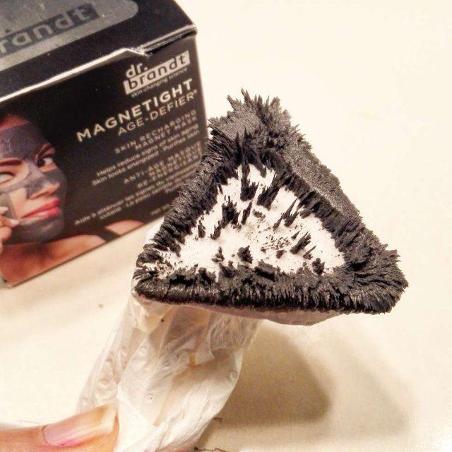 Maschera magnetica Dr. Brandt