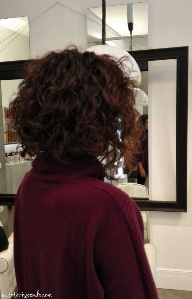 Taglio capelli Fulvio Tirrico