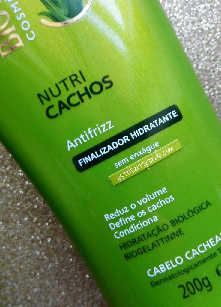 Bio Extratus Nutri Cachos capelli ricci