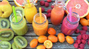 Centrifugati e frullati quali benefici per la salute