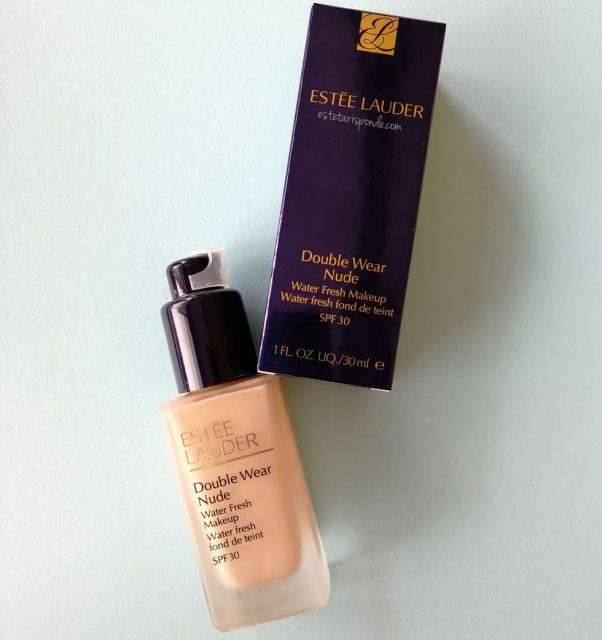 Estee Lauder Double Wear fondotinta nude review