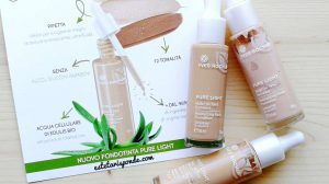 Pure Light fondotinta liquido Yves Rocher