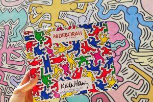 Deborah Milano collezione Keith Haring