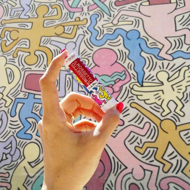 Rossetto Deborah Milano Keith Haring