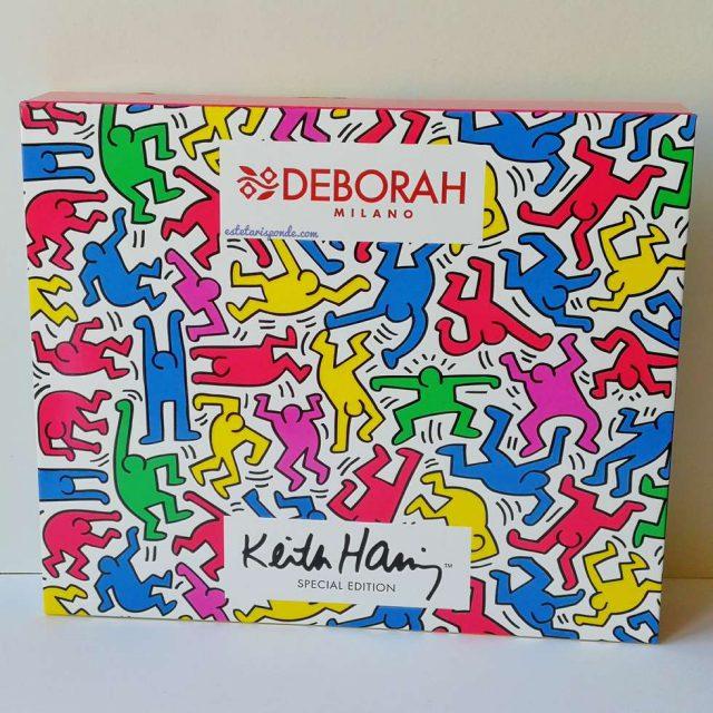 Deborah Milano collezione Keith Haring design