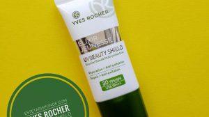 Crema protezione solare viso Yves Rocher