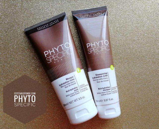 Phyto specific linea per capelli ricci