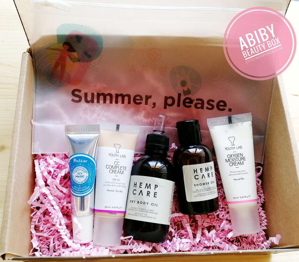 Abiby beauty box come funziona
