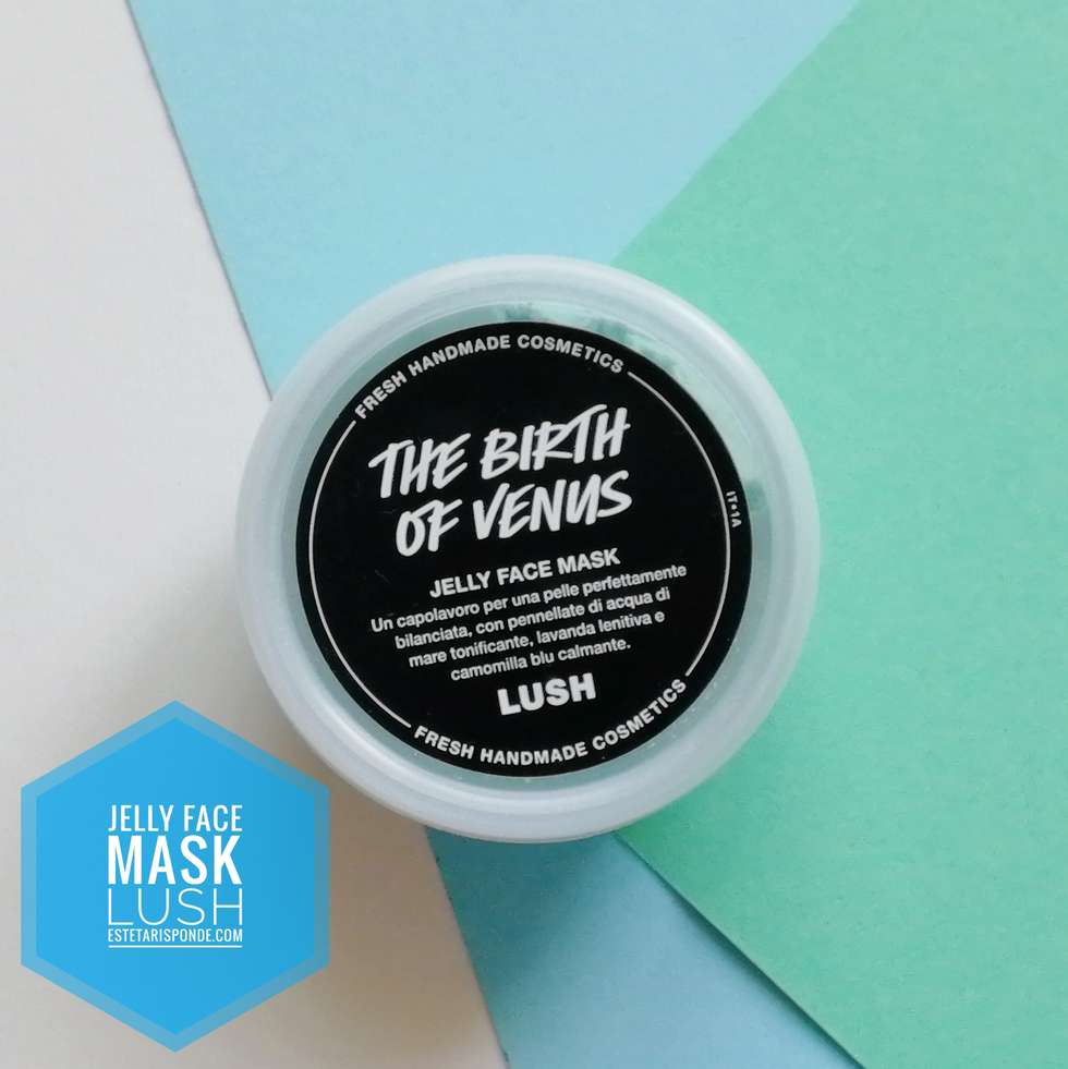 Maschere in gelatina Jelly Mask LUSH