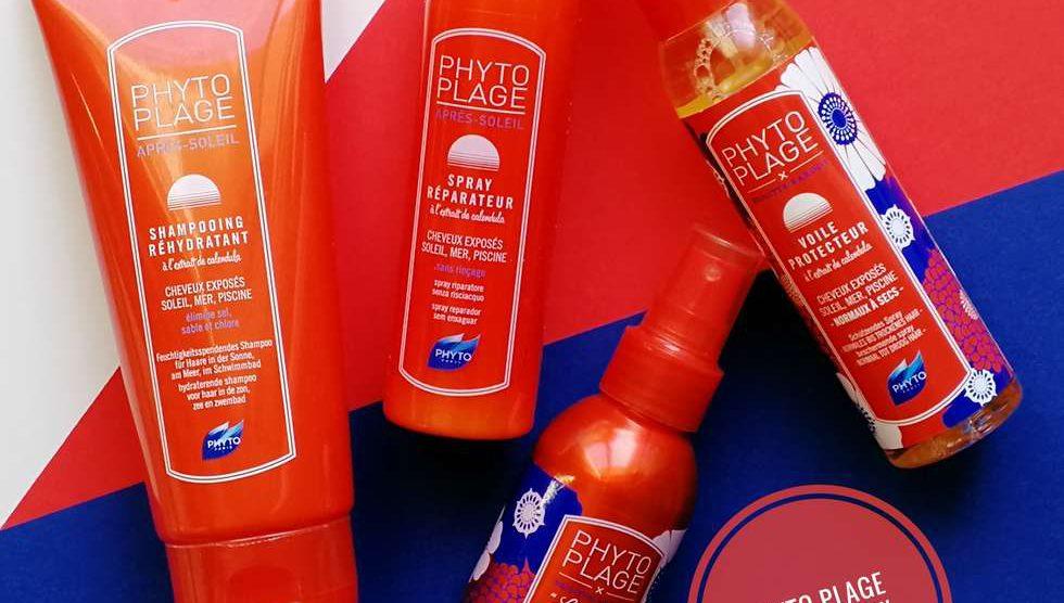 Phyto Plage cura dei capelli al mare e in piscina