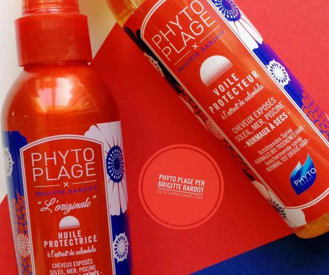 Phyto Plage olio protettivo linea Brigitte Bardot