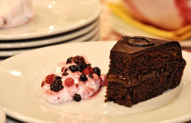 Contare le calorie dei dolci