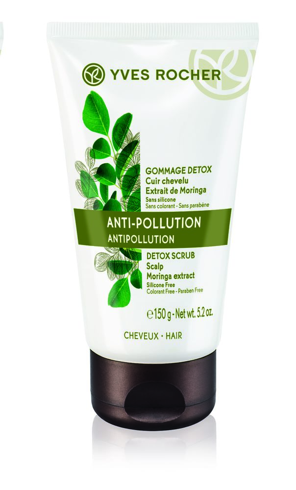 Yves Rocher Hair Detox
