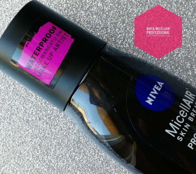 Struccante Nivea Clio makeup