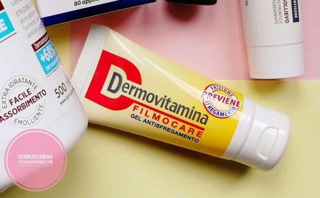 Dermovitamina gel per pelli sensibili