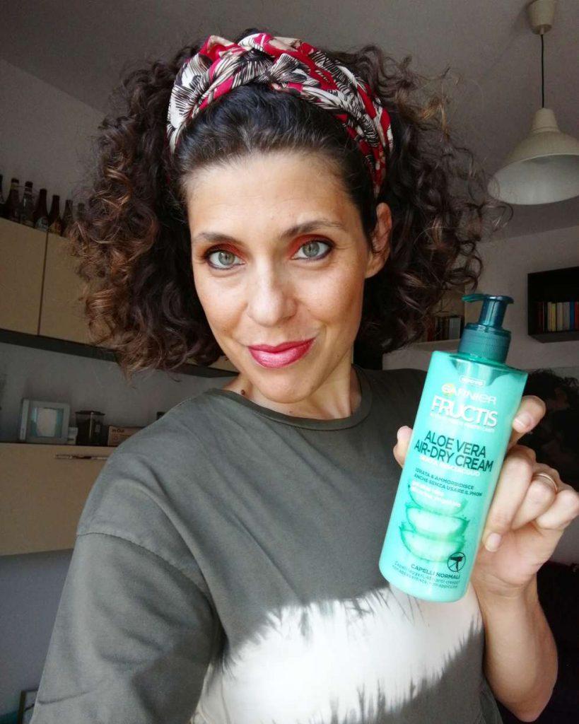 Garnier shampoo aloe vera opinioni